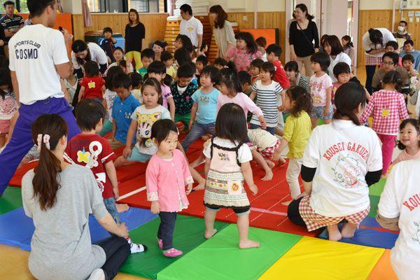 未就園児教室活動内容